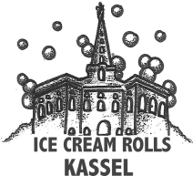 IceCreamRolls Kassel Logo Icon